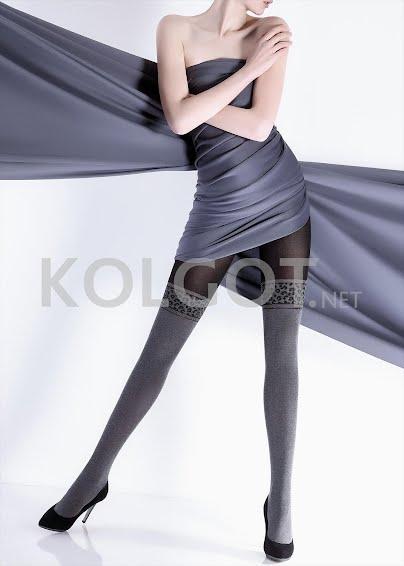 Колготки с рисунком PARI LEO COTTON 150 model 1- купить в Украине в магазине kolgot.net (фото 1)