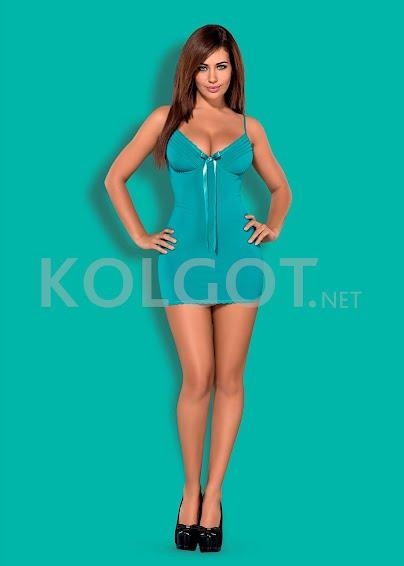 Эротическое белье BLACKARDI CHEMISE - купить в Украине в магазине kolgot.net (фото 1)