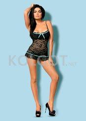Эротическое белье CURACAO CHEMISE                     - купить в Украине в магазине kolgot.net (фото 1)