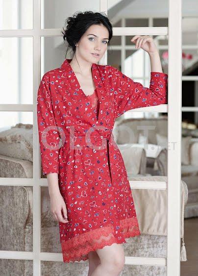 Одежда для дома и отдыха LDG 018/002 - купить в Украине в магазине kolgot.net (фото 1)