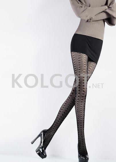 Колготки с рисунком VOGUE 120 model 3- купить в Украине в магазине kolgot.net (фото 1)