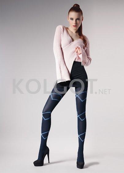 Колготки с рисунком TWIST 150 model 1- купить в Украине в магазине kolgot.net (фото 1)