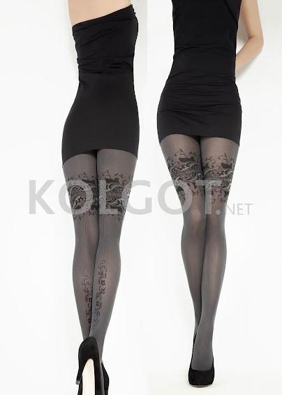 Колготки с рисунком LADY 40 model 7- купить в Украине в магазине kolgot.net (фото 1)