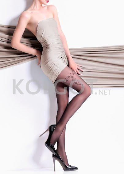 Колготки с рисунком MALENA 20  model 2- купить в Украине в магазине kolgot.net (фото 1)