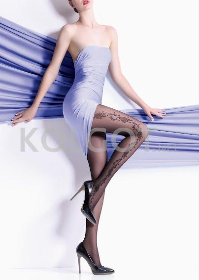 Колготки с рисунком FLORY 40 model 12- купить в Украине в магазине kolgot.net (фото 1)