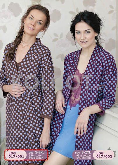 Одежда для дома и отдыха LDG 017-001 - купить в Украине в магазине kolgot.net (фото 1)