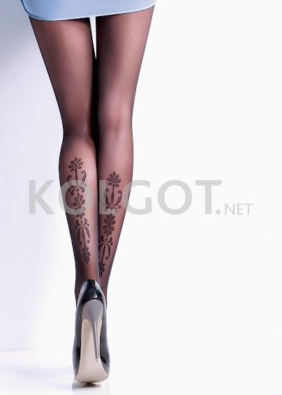 Колготки с рисунком SAFINA 20  model 2- купить в Украине в магазине kolgot.net (фото 1)