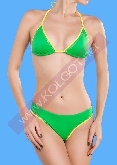 Купальный бюст DUPLEX Лиф Triangle - купить в Украине в магазине kolgot.net (фото 1)