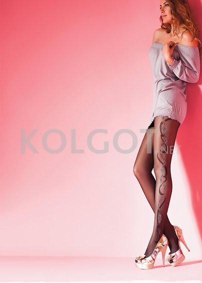 Колготки с рисунком TWIGE 40 model 11- купить в Украине в магазине kolgot.net (фото 1)