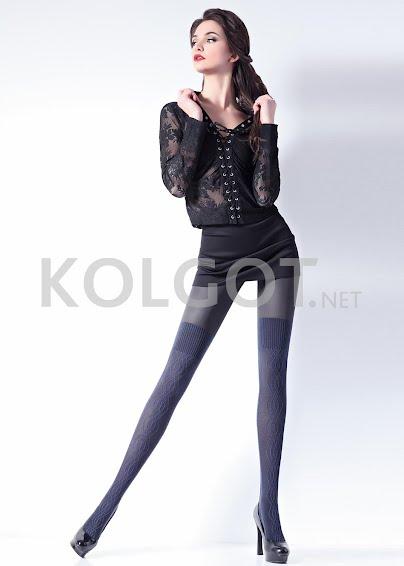 Колготки с рисунком VOYAGE UP 180 model 3- купить в Украине в магазине kolgot.net (фото 1)