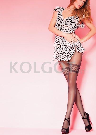 Колготки с рисунком MELLOW 20 model 5- купить в Украине в магазине kolgot.net (фото 1)