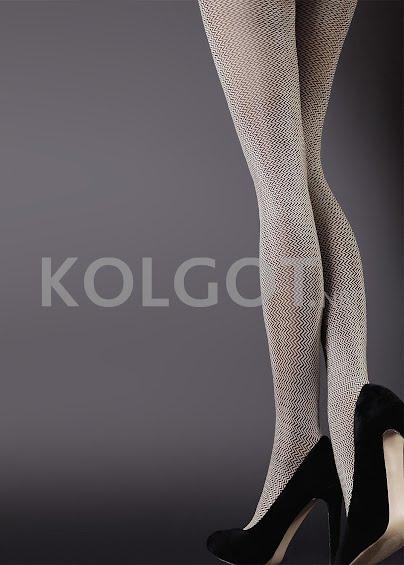 Колготки с рисунком ILLUSIO 70 model 2- купить в Украине в магазине kolgot.net (фото 1)