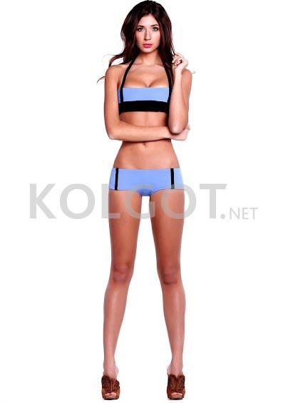 Раздельные купальники Модель бандо с шортиками k8-2- купить в Украине в магазине kolgot.net (фото 1)