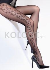 Колготки с рисунком FLORY 40 model 6                    - купить в Украине в магазине kolgot.net (фото 1)