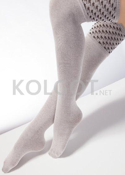 Ботфорты чулки DUAL 180 model 4- купить в Украине в магазине kolgot.net (фото 1)
