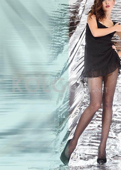 Колготки с рисунком OLIVIA 40 model 13 <span style='text-decoration: none; color:#ff0000;'>Распродано</span>- купить в Украине в магазине kolgot.net (фото 1)