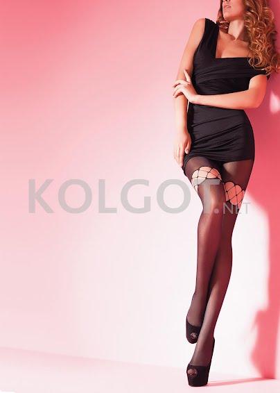 Колготки с рисунком ENCHANT 40 model 4- купить в Украине в магазине kolgot.net (фото 1)