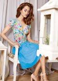 6036 блузка женская  Anabel Arto  (фото 3)
