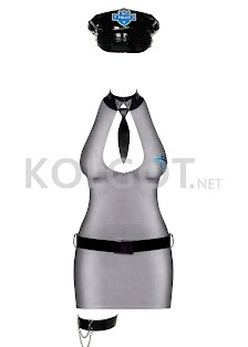 POLICE DRESS+str - купить в Украине в магазине kolgot.net (фото 2)