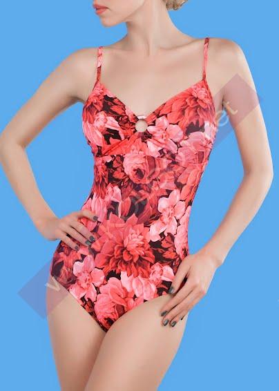 Слитные купальники GIA SWIMSUIT <span style='text-decoration: none; color:#ff0000;'>Распродано</span>- купить в Украине в магазине kolgot.net (фото 1)