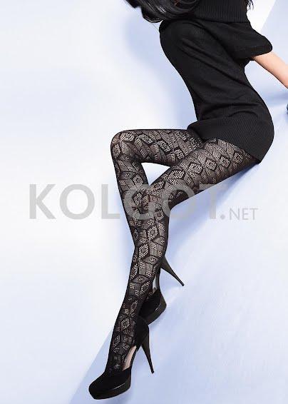 Колготки с рисунком TRENDY 120 model 10 <span style='text-decoration: none; color:#ff0000;'>Распродано</span>- купить в Украине в магазине kolgot.net (фото 1)