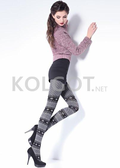 Колготки с рисунком NORDIC 150 model 24- купить в Украине в магазине kolgot.net (фото 1)
