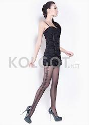 Колготки с рисунком FLORY 40 model 3                    - купить в Украине в магазине kolgot.net (фото 1)