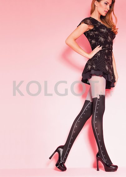 Колготки с рисунком ENJOY 60 model 3- купить в Украине в магазине kolgot.net (фото 1)