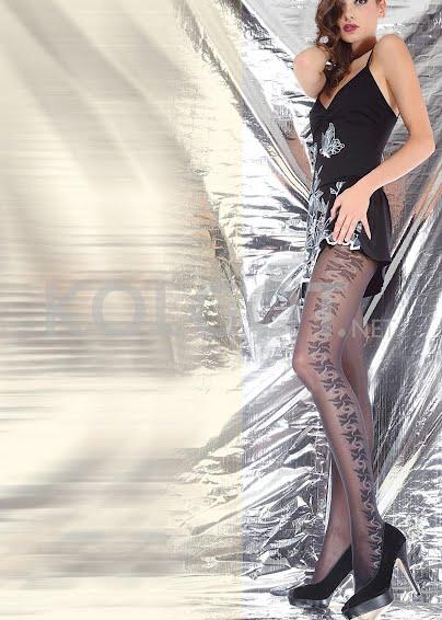 Колготки с рисунком SHAKE 40 model 10 <span style='text-decoration: none; color:#ff0000;'>Распродано</span>- купить в Украине в магазине kolgot.net (фото 1)