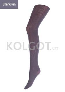 Колготки с рисунком POLA 60  - купить в Украине в магазине kolgot.net (фото 2)