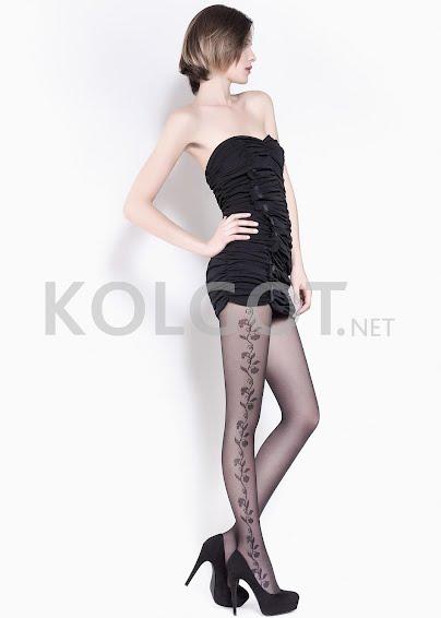 Колготки с рисунком FLORY 40 model 4- купить в Украине в магазине kolgot.net (фото 1)