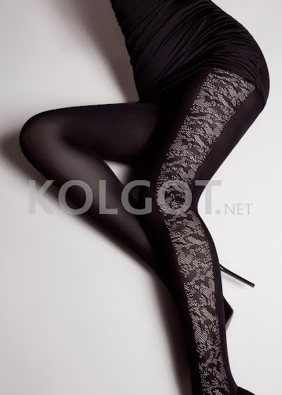 Колготки с рисунком SONETTA 100  model 10- купить в Украине в магазине kolgot.net (фото 1)