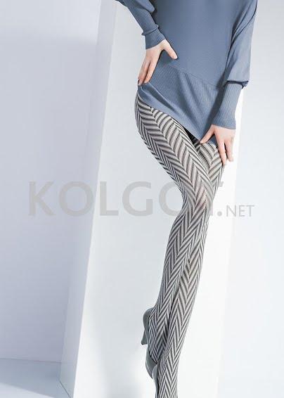 Колготки с рисунком FANCY 120 model 12- купить в Украине в магазине kolgot.net (фото 1)