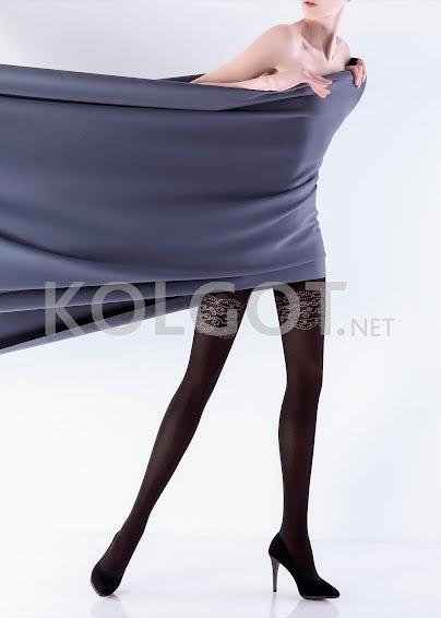 Колготки с рисунком RUFINA 100 model 10- купить в Украине в магазине kolgot.net (фото 1)