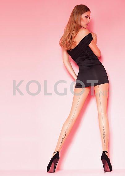 Колготки с рисунком STRIPE 20 model 3- купить в Украине в магазине kolgot.net (фото 1)
