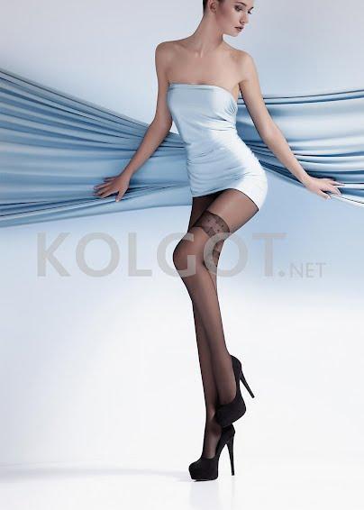 Колготки с рисунком HONEY 20 model 1- купить в Украине в магазине kolgot.net (фото 1)