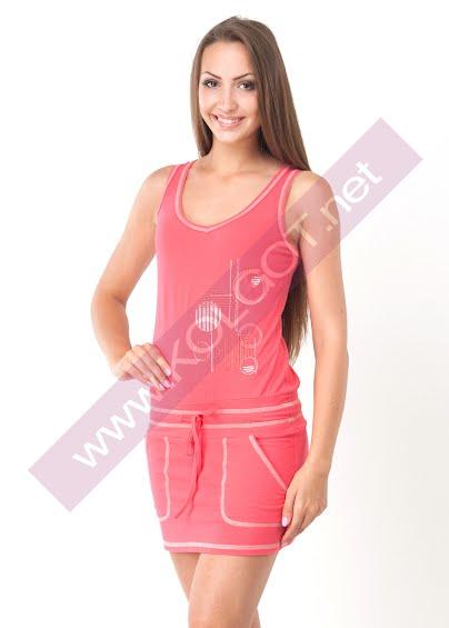 Одежда для дома и отдыха Домашний сарафан Sundress 01006 В- купить в Украине в магазине kolgot.net (фото 1)