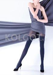 Колготки с рисунком VOYAGE UP 180 model 7                    - купить в Украине в магазине kolgot.net (фото 1)
