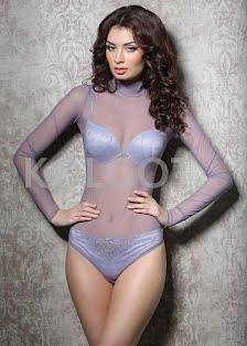 Купить 6282-1 боди-стринг женское сетка Anabel Arto (фото 2)