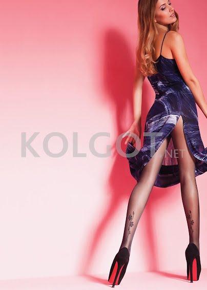Колготки с рисунком FLY 20 model 12 <span style='text-decoration: none; color:#ff0000;'>Распродано</span>- купить в Украине в магазине kolgot.net (фото 1)