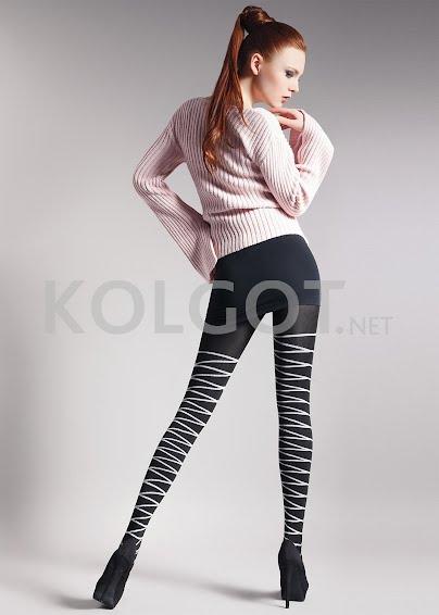 Колготки с рисунком TWIST 150 model 2- купить в Украине в магазине kolgot.net (фото 1)