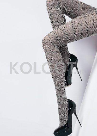 Колготки с рисунком MIRACLE 120 model 2- купить в Украине в магазине kolgot.net (фото 1)
