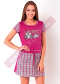Домашнее платье Kittens 02303ПВ (фото 1)
