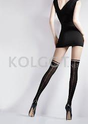 Колготки с рисунком ENJOY 60 model 5                    - купить в Украине в магазине kolgot.net (фото 1)
