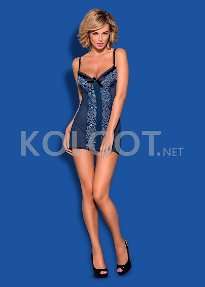 Эротическое белье AURORIA CHEMISE - купить в Украине в магазине kolgot.net (фото 1)