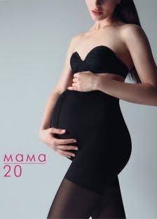 Классические колготки MAMA 20 - купить в Украине в магазине kolgot.net (фото 1)