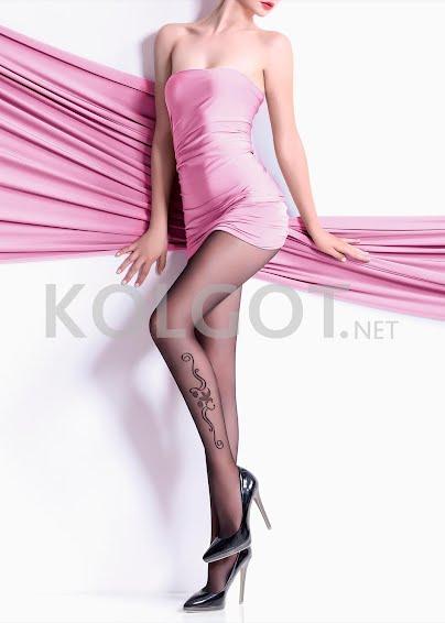 Колготки с рисунком LILIAN 20  model 2- купить в Украине в магазине kolgot.net (фото 1)
