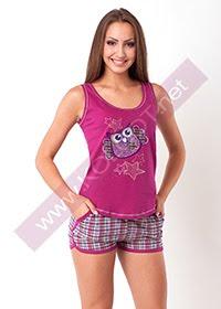 Купить Домашний комплект майка + шорты Night Owl 02301ПВ (фото 1)