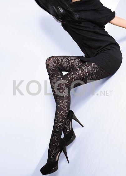 Колготки с рисунком TRENDY 120 model 6 <span style='text-decoration: none; color:#ff0000;'>Распродано</span>- купить в Украине в магазине kolgot.net (фото 1)