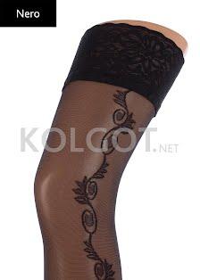 Чулки ALLURE 20  - купить в Украине в магазине kolgot.net (фото 2)